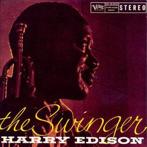 The Swinger (album) - Image: The Swinger (album)