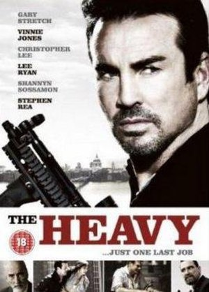 The Heavy (film) - Theatrical poster
