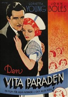 <i>The White Parade</i> 1934 film by Irving Cummings
