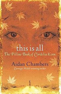 book by Aidan Chambers