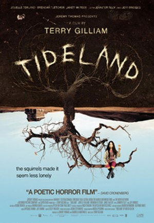 Tideland (film) - Theatrical release poster