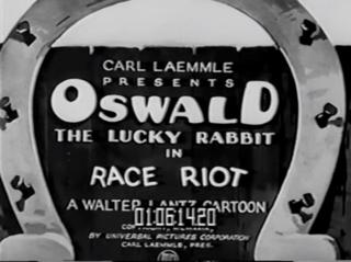 <i>Race Riot</i> (film) 1929 animated film