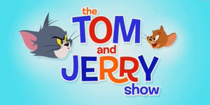 The Tom and Jerry Show (2014 TV series) - Image: Tom And Jerry Show Logo Title Screen