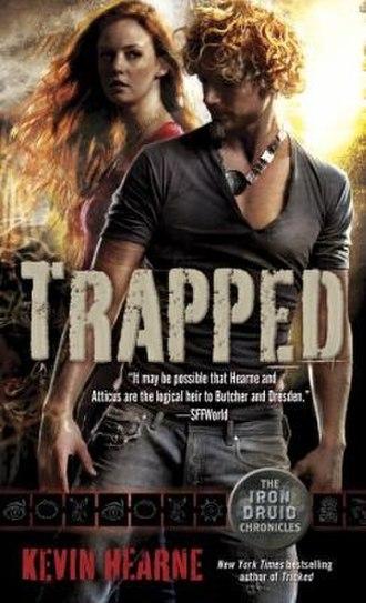 Trapped (Hearne novel) - Image: Trapped (Hearne novel)