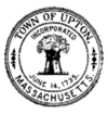 Official seal of Upton, Massachusetts