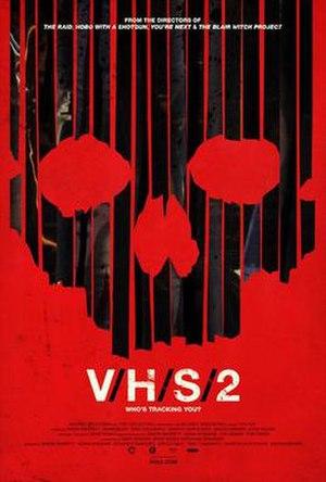 V/H/S/2 - Image: V H S 2 Poster