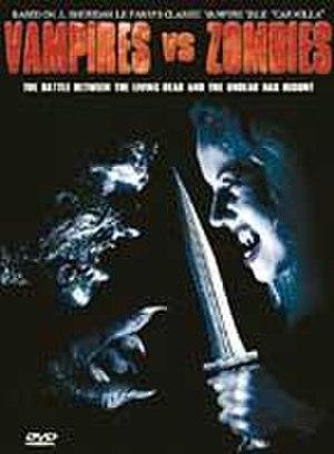 Vampires vs. Zombies - DVD cover