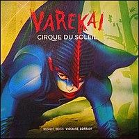 cd varekai cirque du soleil