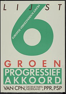 Green Progressive Accord