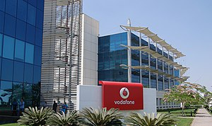 Vodafone Egypt - Vodafone's Campus at Smart Village