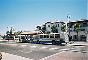 Visalia Transit Center