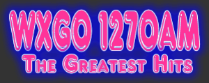 WXGO - Image: WXGO 1270AM logo Edited