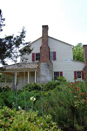 Kate Barry - Walnut Grove Manor, Barry's family house