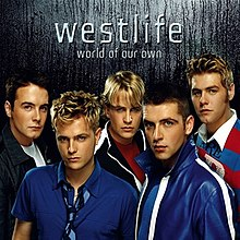 Westlife - World of Our Own (studio acapella)