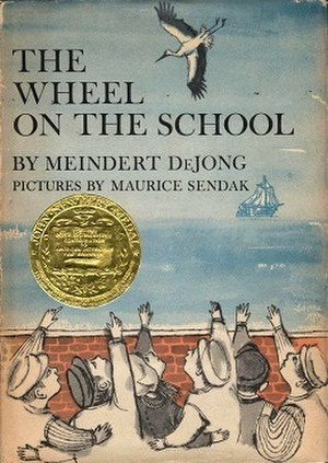 The Wheel on the School - Image: Wheel on the School cover