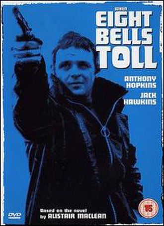 When Eight Bells Toll (film) - DVD cover