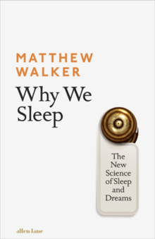 Image result for why we sleep book cover