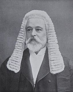 William Henry Bundey Australian politician and judge