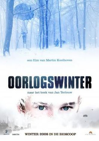 Winter in Wartime (film) - Theatrical release poster