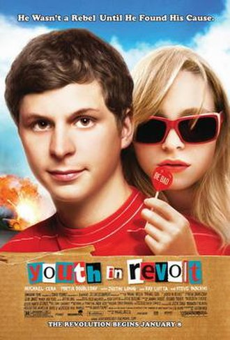 Youth in Revolt (film) - Theatrical release poster