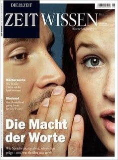 <i>Zeit Wissen</i> magazine