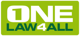 1Law4All Party - Image: 1Law 4All party logo