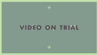 <i>Video on Trial</i> television series