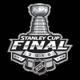 2015 Stanley Cup Finals - Image: 2015Stanley Cup Finals
