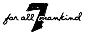 7 for All Mankind - 7 For All Mankind Logo