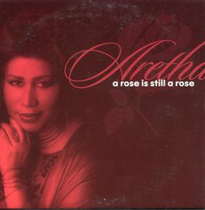 A Rose Is Still a Rose (song) - Image: A Rose Is Still a Rose (song)