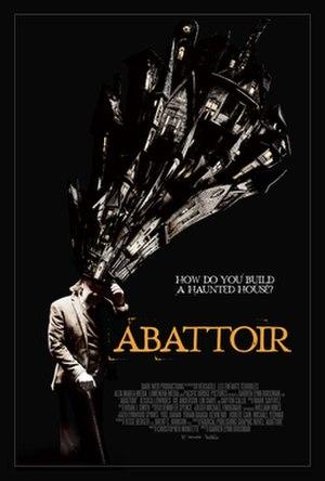 Abattoir (film) - Image: Abattoir film poster