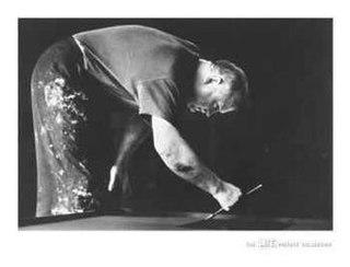 Ad Reinhardt American painter