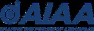 American Institute of Aeronautics and Astronautics - Image: Aiaa logo