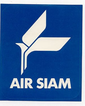 Air Siam - Image: Air Siam