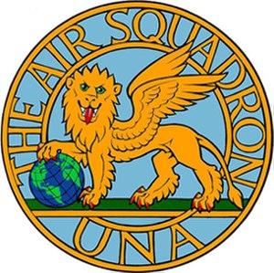 Royal Air Squadron - The Air Squadron Logo