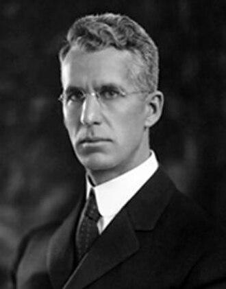 Albert W. Hull - Image: Albert Hull
