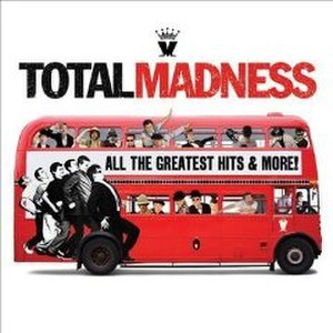 Total Madness - Image: Albumtotalmadness cover