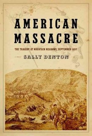 American Massacre - Image: American massacre denton cover