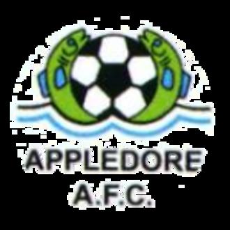 Appledore F.C. - Image: Appledore F.C. logo