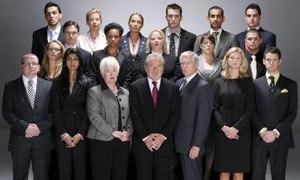 The Apprentice (UK series three) - Image: Apprentice 2007