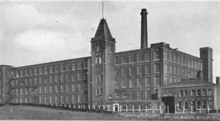 Arkwright Mill, Rochdale