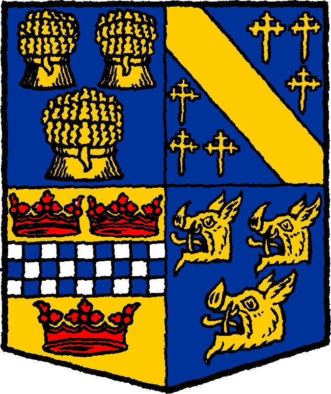 Arms of Aberdeenshire