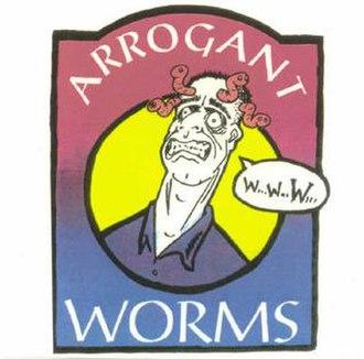 The Arrogant Worms (album) - Image: Arrogant Worms self titled