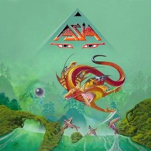 XXX (Asia album) - Image: Asia XXX (2012) front cover