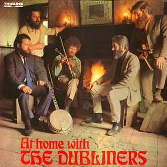 At Home with The Dubliners - Image: At Home with the Dubliners