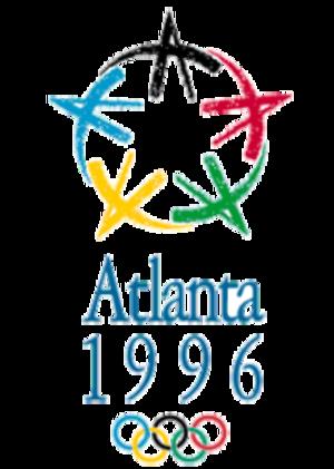 Bids for the 1996 Summer Olympics - Image: Atlanta 1996 Olympic bid logo
