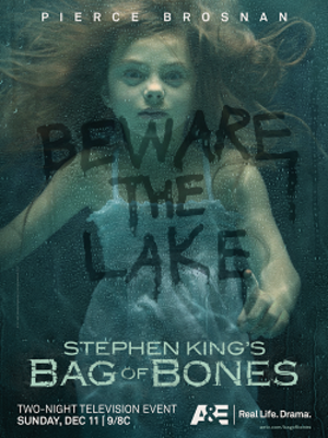 Bag of Bones (miniseries) - Promotional poster