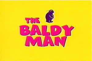 The Baldy Man - Image: Baldy Man Title Screen
