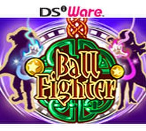 Ball Fighter - Image: Ball Fighter Cover Art