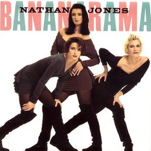 Nathan Jones (song) - Image: Banana nj